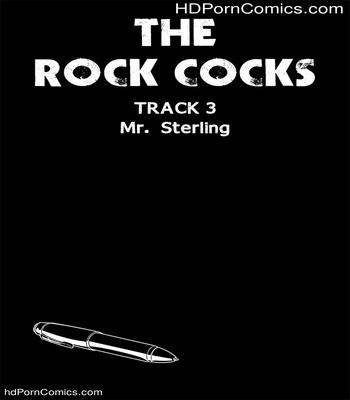 Porn Comics - The Rock Cocks 3 – Mr. Sterling Sex Comic