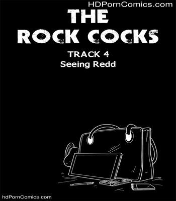 Porn Comics - The Rock Cocks 4 – Seeing Redd Sex Comic