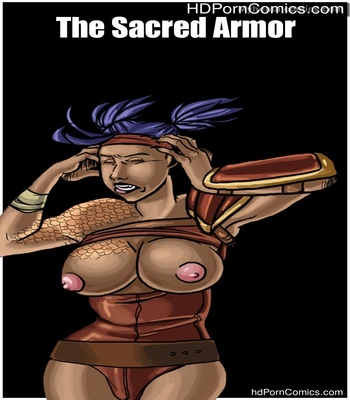The Sacred Armor Sex Comic