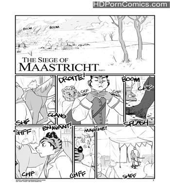 Porn Comics - The Siege Of Maastricht 3 Sex Comic