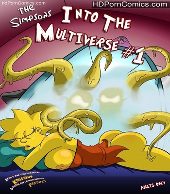 Porn Comics - The Simpsons – Into the Multiverse 1 Sex Comic