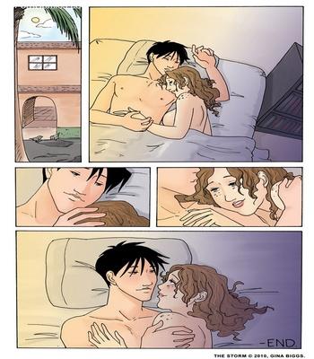 The Storm Sex Comic