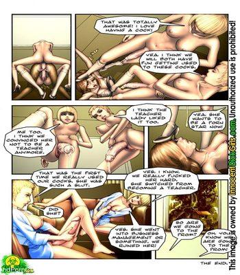 The Student Teache Sex Comic