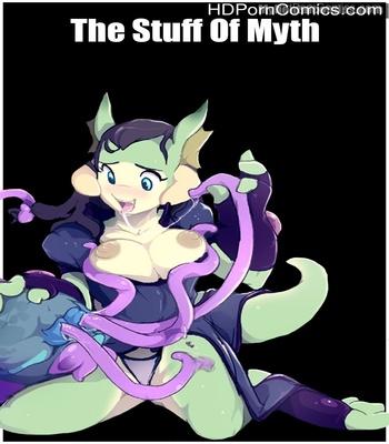 Porn Comics - The Stuff Of Myth Sex Comic