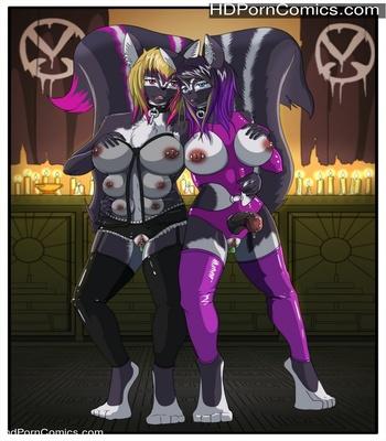 The Sukanku Cult Sex Comic