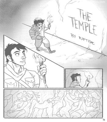 The Temple Sex Comic sex 2
