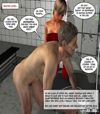 The Trainer Sex Comic