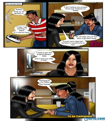 The Trap 2 – The Indecent Proposal Sex Comic