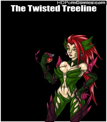 Porn Comics - The Twisted Treeline Sex Comic