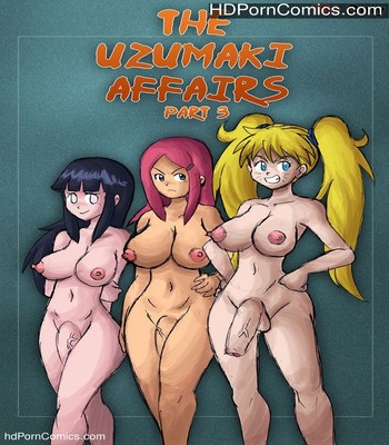 Porn Comics - The Uzumaki Affairs 3 Sex Comic