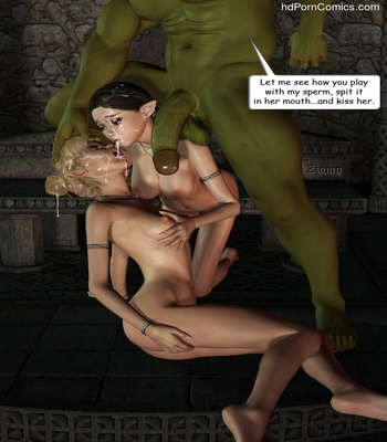 The Warrior Reward Sex Comic
