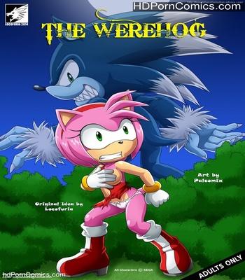 Porn Comics - The Werehog Sex Comic