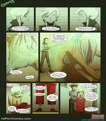 The Witch With No Name 3 free sex comic