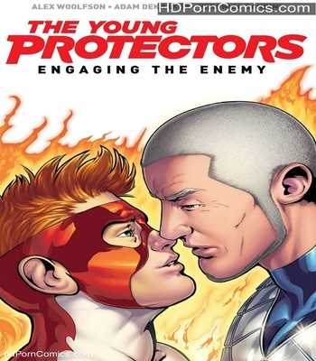 Porn Comics - The Young Protectors – Engaging The Enemy 0 Sex Comic