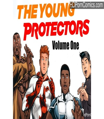 Porn Comics - The Young Protectors – Engaging The Enemy 1 Sex Comic