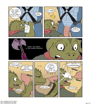 Thievery 1 3 free sex comic