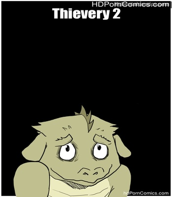 Porn Comics - Thievery 2 Sex Comic