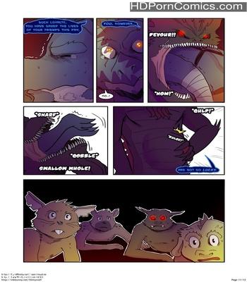 Thievery 3 11 free sex comic