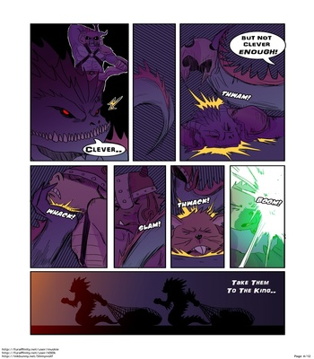 Thievery 3 4 free sex comic