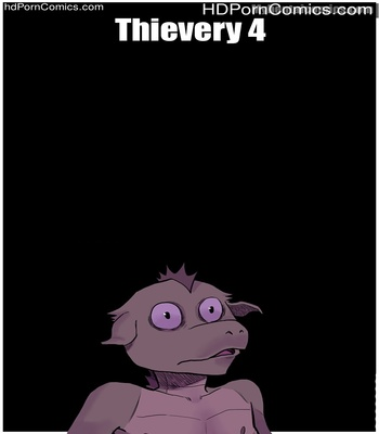 Porn Comics - Thievery 4 Sex Comic
