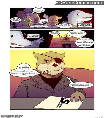 Thievery 5 Part 2 comic porn
