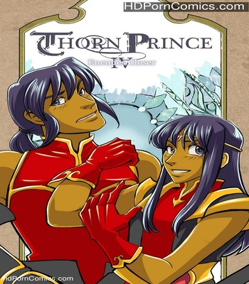 Porn Comics - Thorn Prince 4 – Enemies Closer Sex Comic