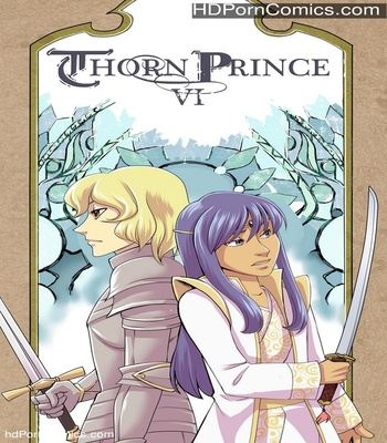 Porn Comics - Thorn Prince 6 Sex Comic