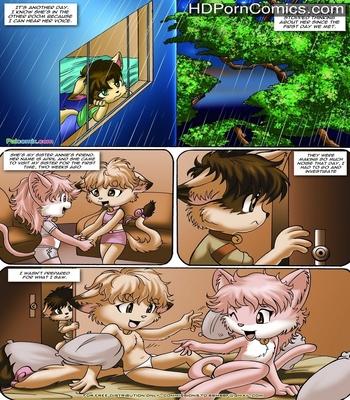 Porn Comics - Those Good Old Games 2 – Here Comes April Sex Comic