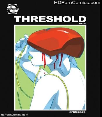 Porn Comics - Threshold 4 Sex Comic