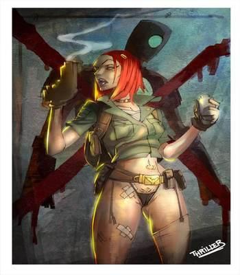 Thriller - artwork collection free adult comics16 free sex comic