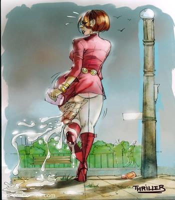 Thriller - artwork collection free adult comics2 free sex comic