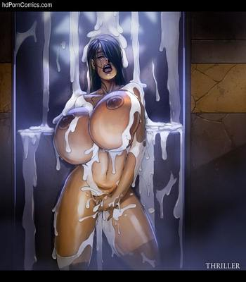 Thriller – artwork collection free adult comics free Porn Comic