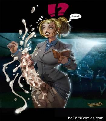 Thriller - artwork collection free adult comics6 free sex comic