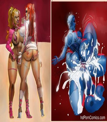 Thriller - artwork collection free adult comics8 free sex comic