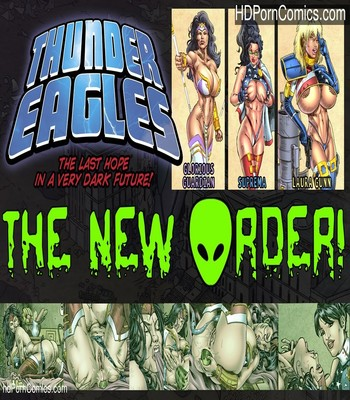 Porn Comics - Thunder Eagles – New Order Sex Comic