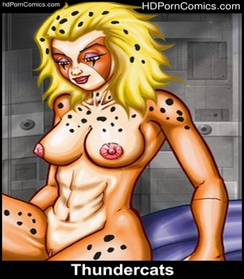 Porn Comics - Thundercats Sex Comic