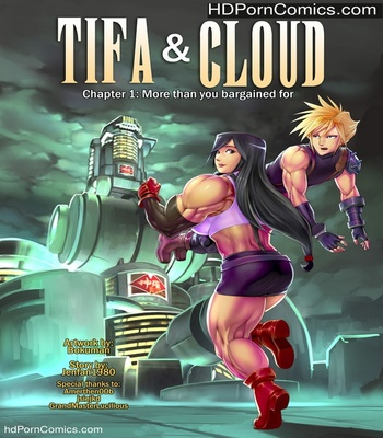Porn Comics - Tifa & Cloud 1 – More Than You Bargained For Sex Comic