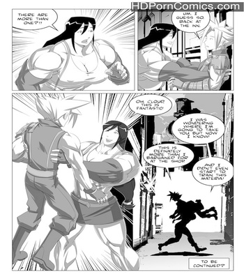 Tifa & Cloud 1 - More Than You Bargained For Sex Comic