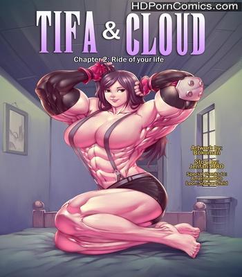 Porn Comics - Tifa & Cloud 2 – Ride Of Your Life Sex Comic