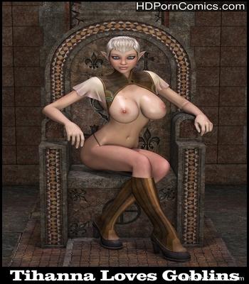 Porn Comics - Tihanna Loves Goblins Sex Comic