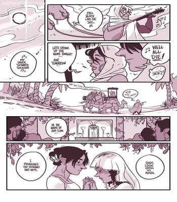 To The Castle 2 Sex Comic sex 5