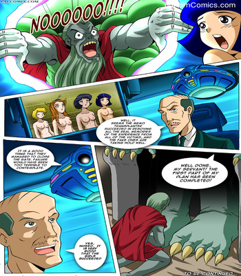 Totally Spies – Zombies are like, so well hung free Porn Comic