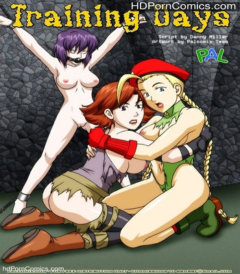 Porn Comics - Training Days Sex Comic