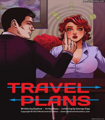 Porn Comics - Travel Plans free Porn Comic