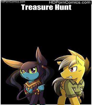 Porn Comics - Treasure Hunt Sex Comic
