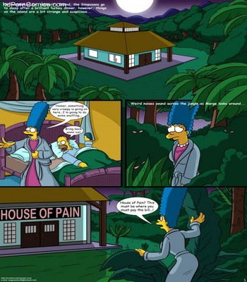 Treehouse Of Horror 1 2 free sex comic