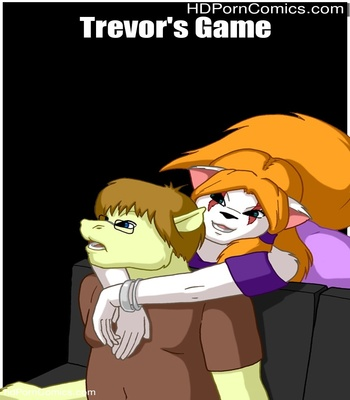 Porn Comics - Trevor's Game Sex Comic