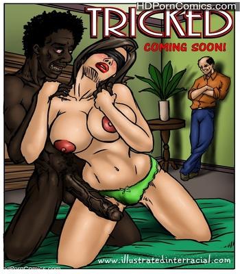 Porn Comics - Tricked Sex Comic