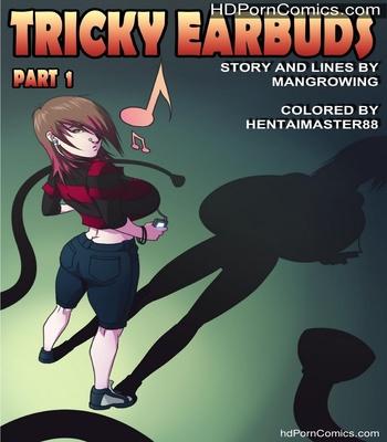Porn Comics - Tricky Earbuds 1 Sex Comic