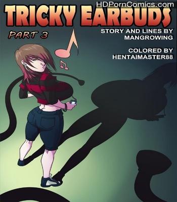 Porn Comics - Tricky Earbuds 3 Sex Comic